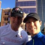 AREA – Ryan Smyth (Former NHL Star - Captain Canada)