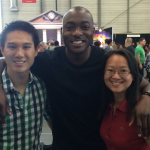 AREA – BJ Britt (AKA Trip - Star of Agents of SHIELD)
