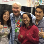 AREA - Charles Martinet (The Voice of Nintendo's MARIO)