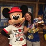 AREA - Completing the Dopey Challenge (Disney Marathon Weekend)