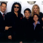 AREA - Gene Simmons & Shannon Tweed (Rockstar KISS)
