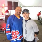 AREA - Grant Fuhr (NHL Stanley Cup Champion & NHL Hall of Famer)