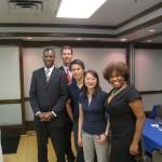 AREA  -JT Foxx & Reggie Batts & Teresa Brooks