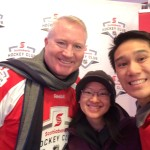 AREA - Marty McSorley (NHL Stanley Cup Champion)