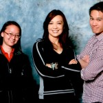 AREA - Ming-Na - Star of Agents of SHIELD - Agent May and Voice of Disney's Mulan