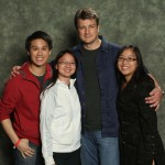 AREA - Nathan Fillion (Star of Castle and Firefly)