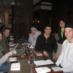 AREA - Taylor Hall & Jorden Ebrele & Andrew Cogliano & Taylor Chorney & Ryan Whitney (NHL Stars)