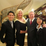 AREA - Wayne Allyn Root & Debra Root (Former Vice Presidental Candidate)