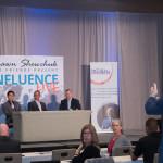 AREA sharing a Panel with Kevin Harrington (Shark Tank)