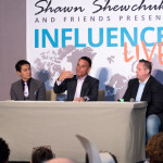 AREA sharing a Panel with Kevin Harrington (Shark Tank)1