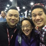 AREA with Andrew Phung (KimChi from Kim's Convenience)