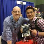AREA with David Finch (Comic Artist - Batman)