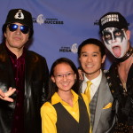 AREA with Gene Simmons (legendary Band KISS)