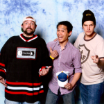 AREA with Kevin Smith (aka Silent Bob, Director of Chasing Amy and Clerks, Actor) and Jason Mews (aka Jay, Actor)