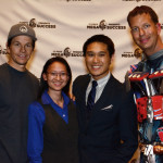 AREA with Mark Wahlberg (Actor song writer entrepreneur - Transformers, The Departed, Patriots Day)