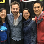 AREA with Rider Strong (Star of Boy Meets World aka Shawn Hunter)