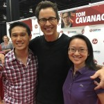AREA with Tom Cavanaugh (Actor - Flash, Scrubs)