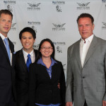 AREA - Arnold Schwarzenegger - Formor Govenor of California, MovieStar, RealEstate Guru and BodyBuilding Champ