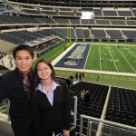 AREA at Dallas Cowboys Stadium