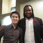 AREA - George Laraque (Author and former NHL heavyweight)