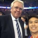 AREA - Glen Sather (NHL Hall of Famer, StanleyCup Champion, Coach, GM)