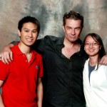 AREA - James Marsters (Actor - Star in Buffy the Vampire Slayer)