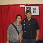 AREA - Paul Dini (Writer and Producer for several Warner Bros animated Series)
