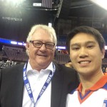 AREA - Rod Phillips (NHL Hall of Famer - Legendary Voice of the Edmonton Oilers-former Radio Play-by-play color)