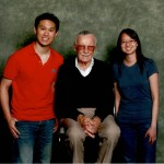 AREA - Stan Lee (The MAN - Creator of Spiderman)